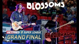 Blossoms - Charlemagne - Super League Grand Final 2018