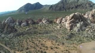 2016 Whitney Pockets Desert Drone Flight