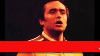 José Carreras Bizet Carmen 39 La fleur que tu