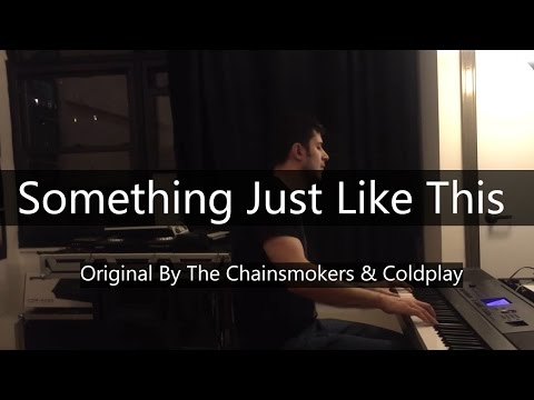 """Something Just Like This"" - The Chainsmokers & Coldplay (Piano Cover) - Niko Kotoulas"