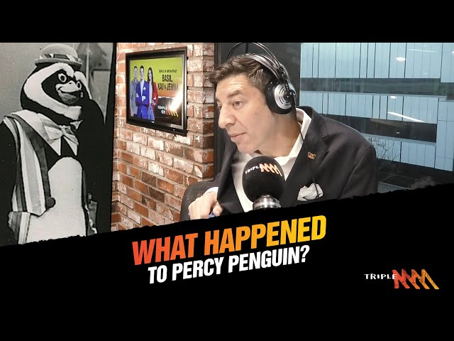 Whatever Became Of Percy Penguin? Basil Explains | Triple M