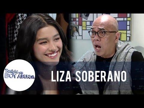 TWBA: Is Enrique Liza's great love?