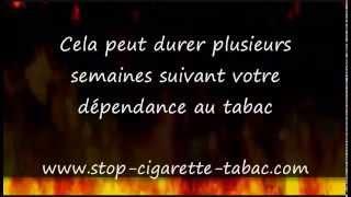 Durée du sevrage tabagique