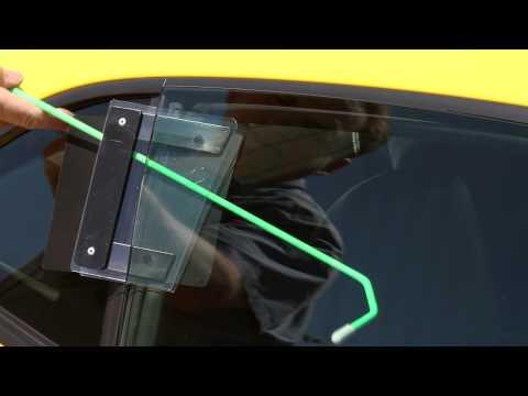 Access Tools - Glassman Wedge (GM2) Wedge for Frameless Windows