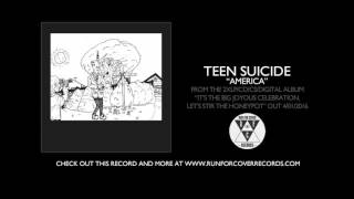 Teen Suicide - America (Official Audio)