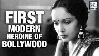 Devika Rani: First Modern Heroine Of Indian Cinema