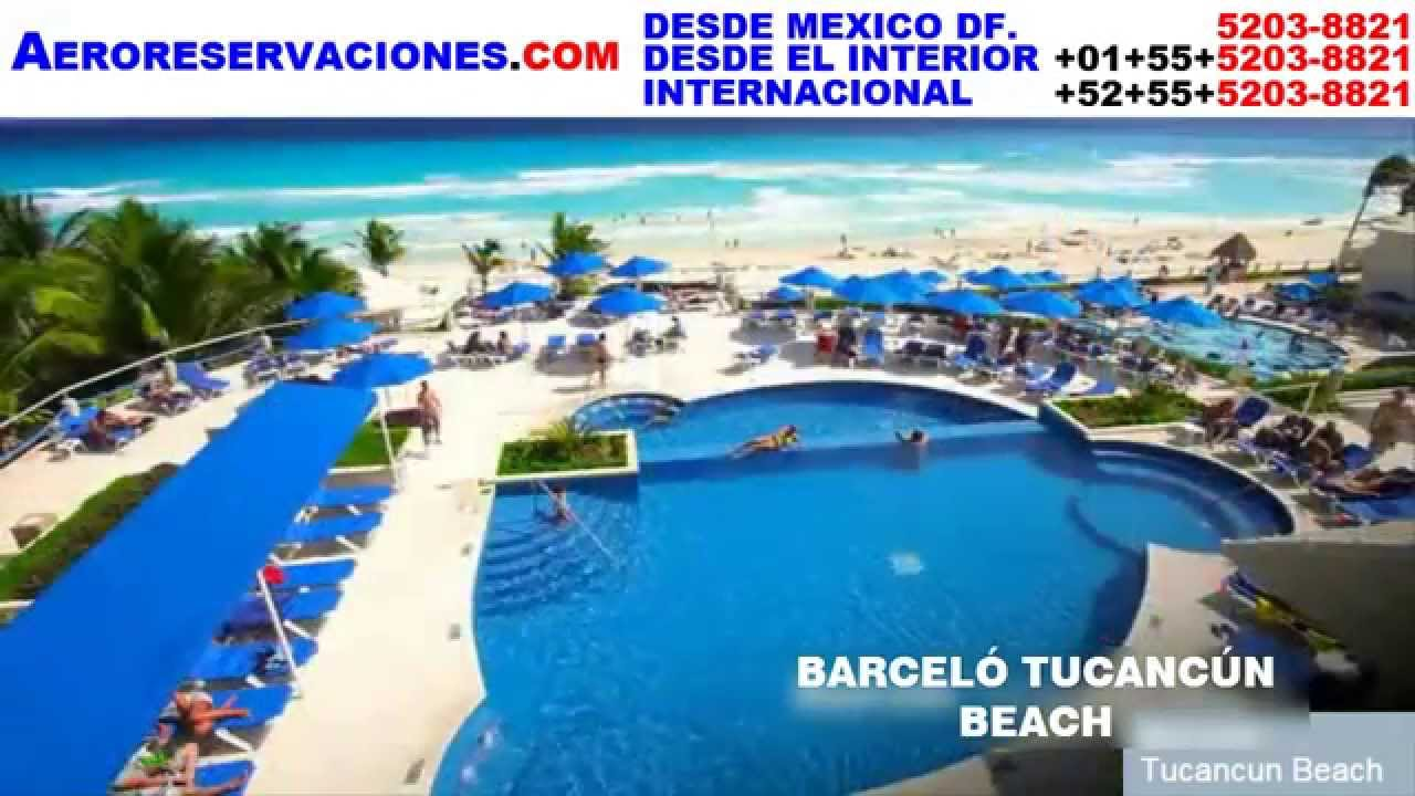 Barcelo Tucancun Beach