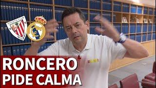 Athletic 1-1 Real Madrid   Roncero pide calma   Diario AS