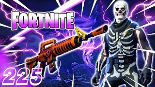 FORTNITE ⚡ Rette die Welt - Skull Trooper mit Totengräber ◄#225► Let's Play FORTNITE - MaikderIV