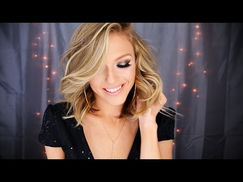 New Year's Eve Glam | Full Face Look thumbnail