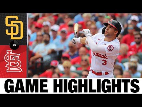 Padres-vs.-Cardinals-Game-Highlights-91921-MLB-Highlights