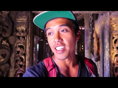 94 | THE WORLDS LARGEST BOOK IN MANDALAY!!! (Southeast Asia Travel VLOG)