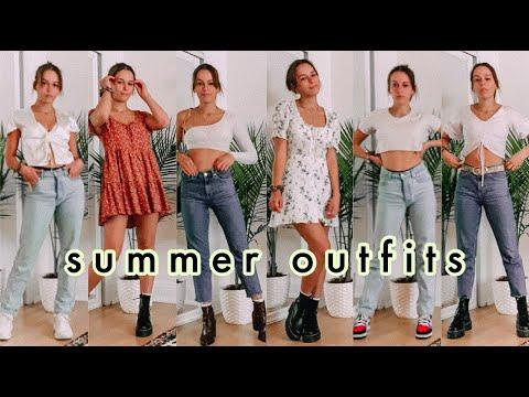 summer outfit ideas -- lookbook 2019
