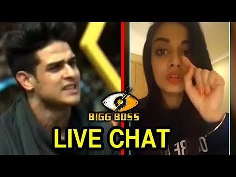 Angry Divya Agarwal Live Break Up With Priyank, Talking Live Instagram Bigg Boss 11 Fans Interaction