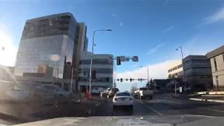 TOUR DRIVE OF ANCHORAGE DOWNTOWN
