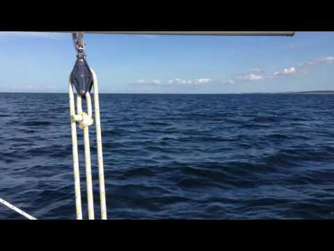 Com-Pac 16 Sailing - YouTube