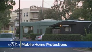 Davis Working To Protect Mobile Homes From Bay Area Price Creep