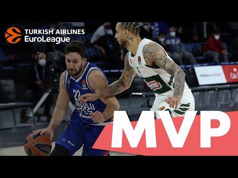 Turkish Airlines EuroLeague MVP of the Week: Vasilije Micic, Anadolu Efes