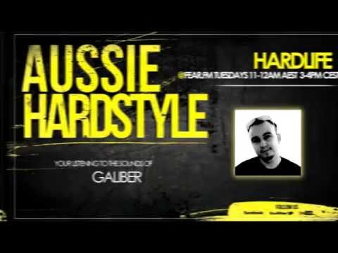 Week #38 - Galiber on Fear.FM - Aussie Hardstyle Radio