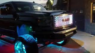 2014 GMC Sierra 1500 LED package