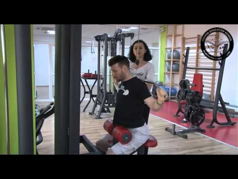 Curs Instructor Fitness - Examen - Fitness Education School