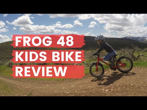 Frog 48 Kids Bike Review