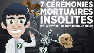 7 cérémonies mortuaires insolites