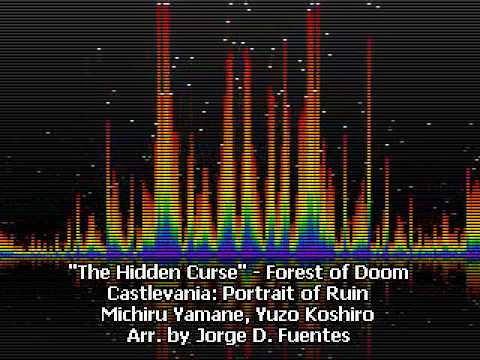 The Hidden Curse - Forest Of Doom - Castlevania: Portrait Of Ruin