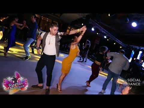 Rafael Barros & Carine Morais - Salsa social dancing | Beirut Salsa Loca 2018
