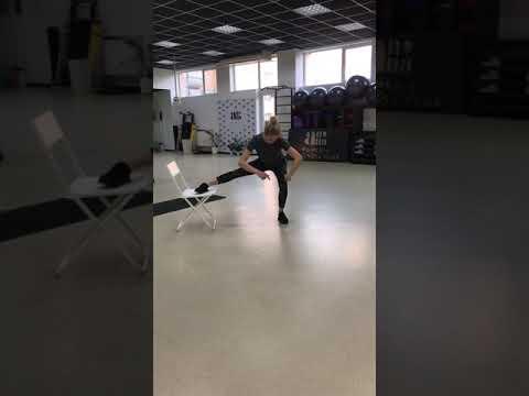 Тренировка с Анной 🥰