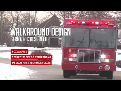 Detroit Fire Department HME Heavy Rescue Squad