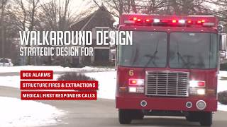 Detroit Fire Department HME Heavy Rescue Squad