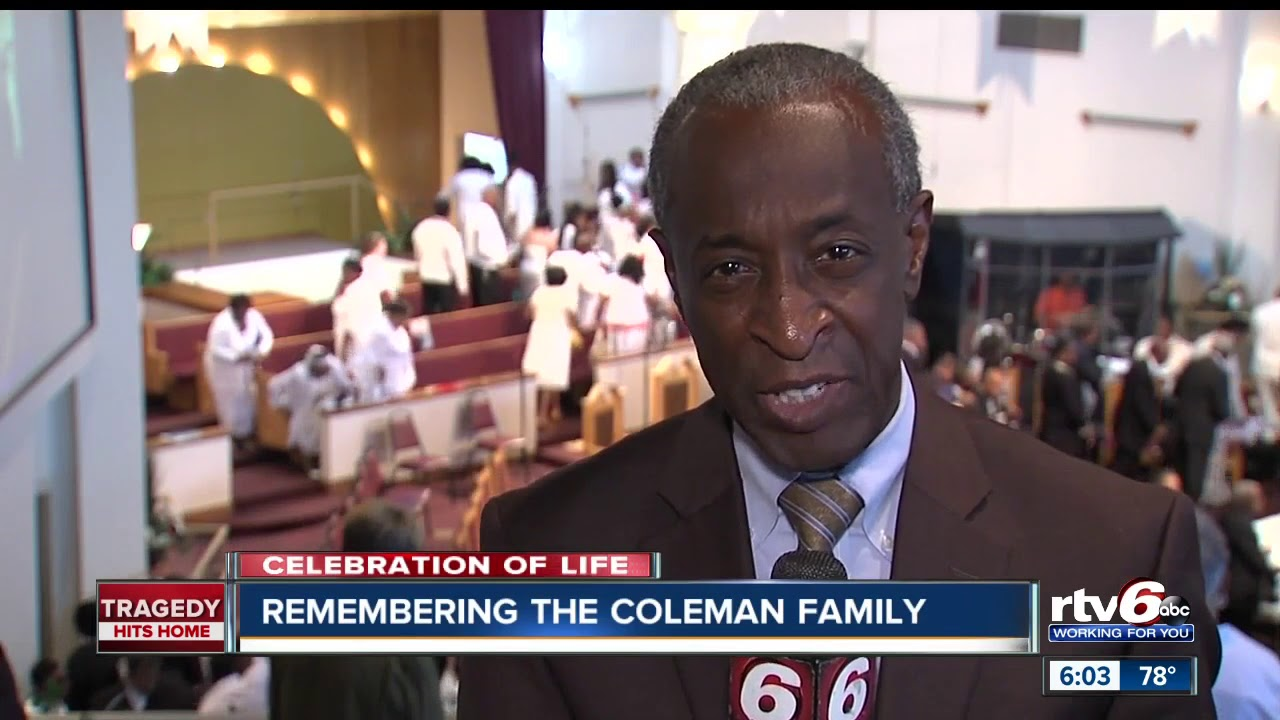 Coleman family lays to rest four members killed in duck boat tragedy