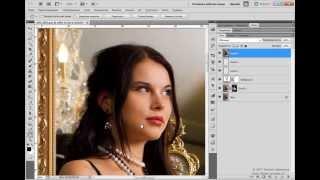 Обработка фотографий в photoshop. Урок 4