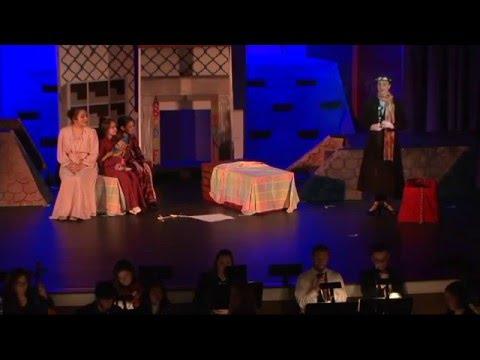 Mary Poppins - East Rockaway High School - 2016