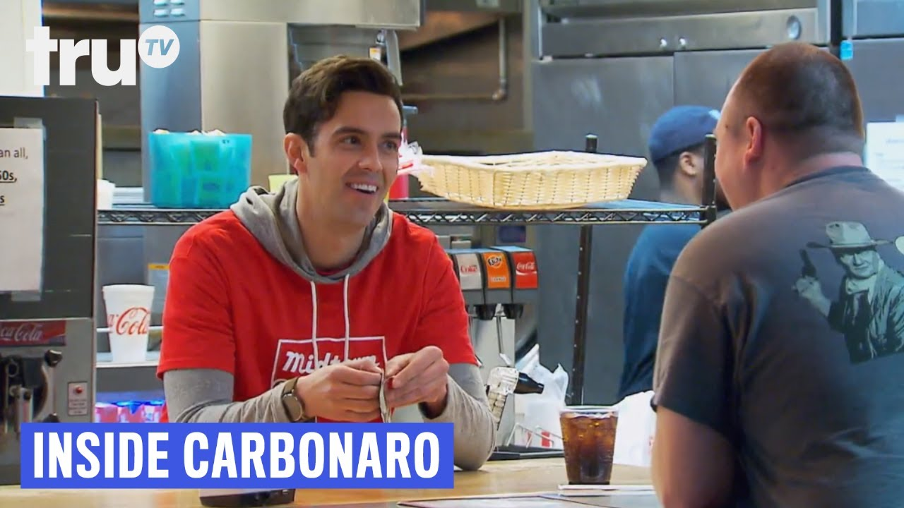 The Carbonaro Effect: Inside Carbonaro - Disguised Dollar Bills | truTV