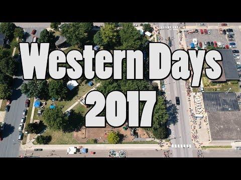 Western Days 2017 Chatfield MN DJI Spark Bing Err