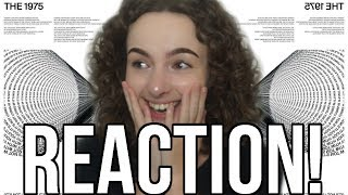 ITS NOT LIVING (IF ITS NOT WITH YOU) BY THE 1975 REACTION!