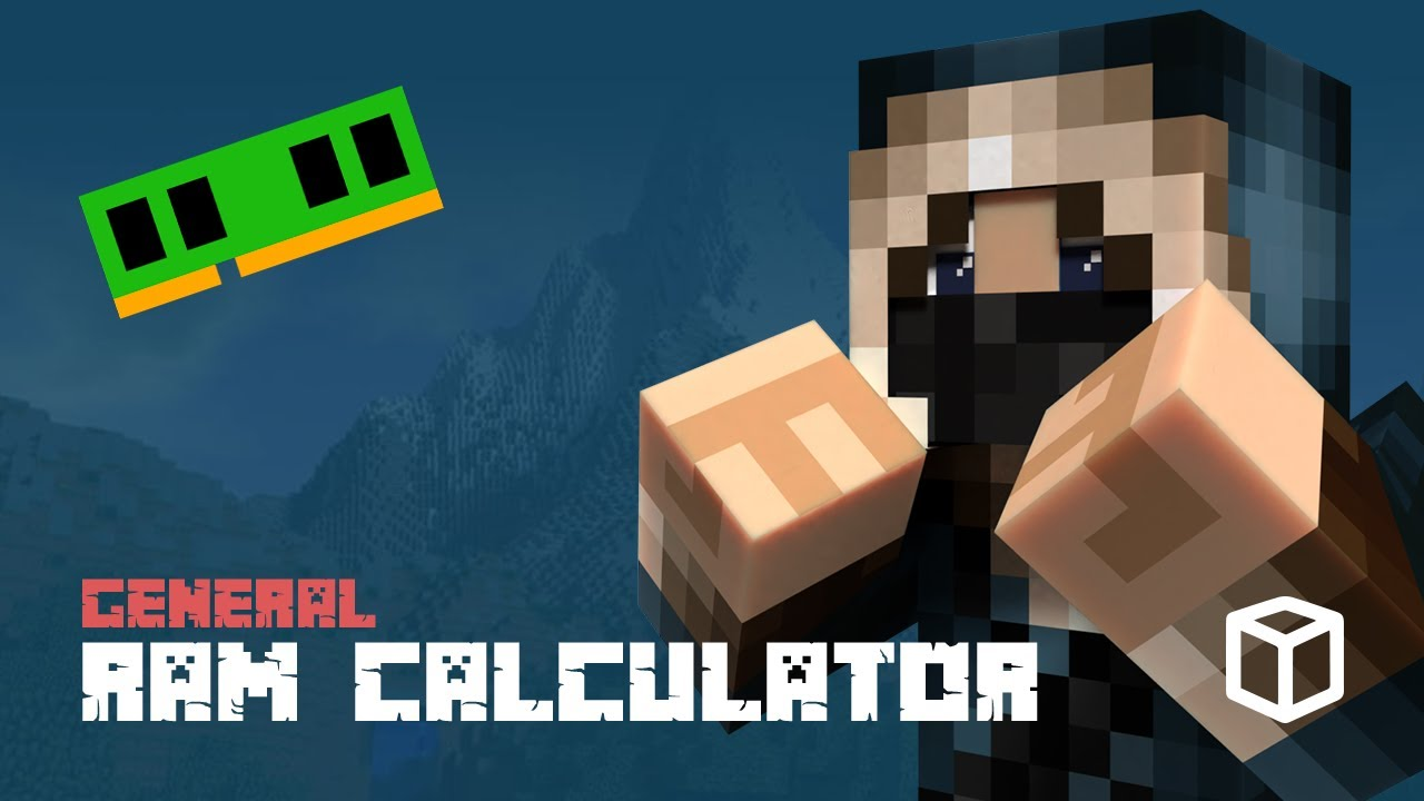 How Much RAM Do You Need For a Minecraft Server? - YouTube