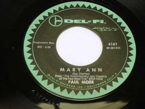 PAUL MOER  Mary Ann Early 60s