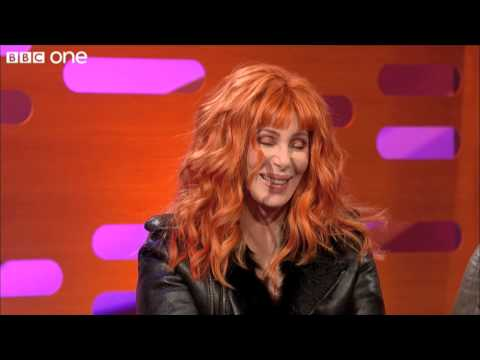 Cher and Dawn French sing along to