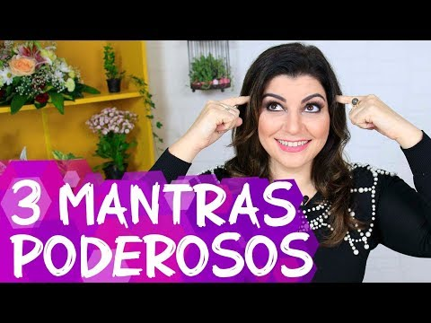 3 MANTRAS POSITIVOS PARA ATRAIR PROSPERIDADE | CA #111