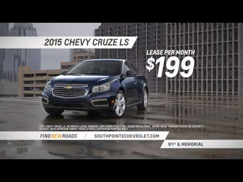 Huge Selection And Huge Discounts South Pointe Chevrolet In Tulsa