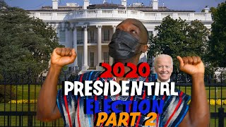 Download Clifford Owusu Comedy - In An African Home: Presidential Election 2020 Pt. 2