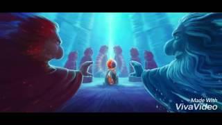 Роллан/Герда(Снежная королева 3: огонь и лёд), Ханс/Эльза(Холодное сердце) — видишь меня во сне...