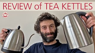 REVIEW: The Best Tea Kettles for Gongfu Tea