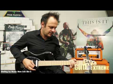 Guitare Xtreme Magazine #77 - Sterling by Music Man SUB Silo3