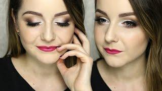 Tutorial uniwersalny makijaż na święta i karnawał | Milena Makeup