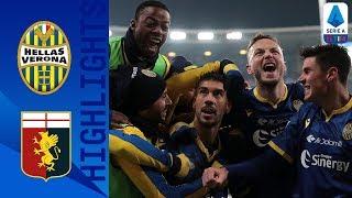 Hellas Verona 2-1 Genoa | Rimonta Gialloblù, zona europea vicina | Serie A TIM