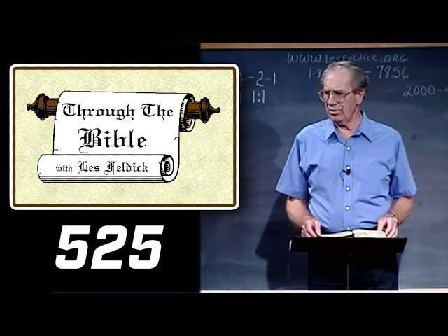 [ 525 ] Les Feldick [ Book 44 - Lesson 3 - Part 1 ] Being Shipwrecked Spiritually |a